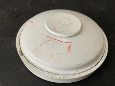 Gamewell 50418 Fire Alarm Rate of Rise 135F Heat Detector