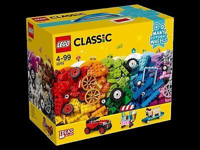 LEGO Classic  Kreativ-Bauset Fahrzeuge (10715) NEU & OVP