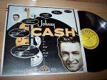 VG Johnny Cash LP Album on SUN