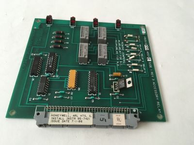 Honeywell 14505112-002 Fire Alarm FS90 Accessory Relay Control Board