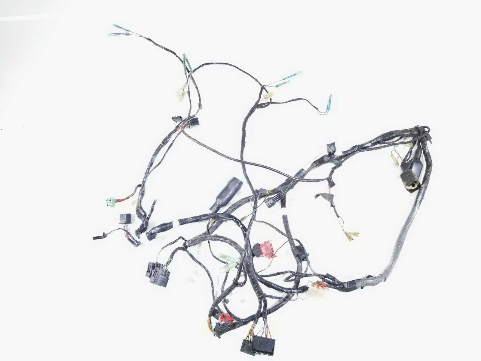 1995 Kawasaki Ninja ZX-6R ZX6 R Main Wiring Wire Harness