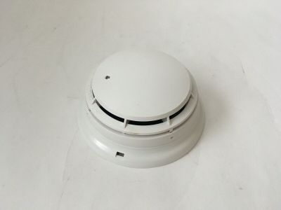 Simplex 4098-9601 Fire Alarm Smoke Detector Head + Base (QTY)