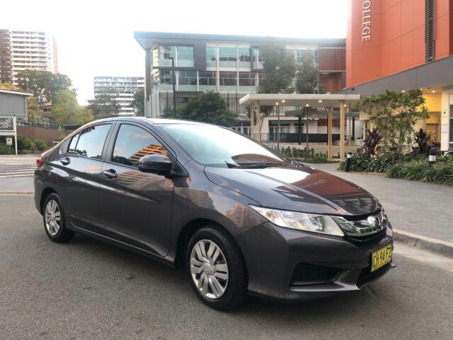 2016 Honda City VTi Automatic Sedan | Cars, Vans & Utes | Gumtree Australia Ryde Area - Macquarie Park | 1229195426