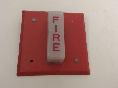 *Vintage* Wheelock WST-24 Fire Alarm Remote Strobe