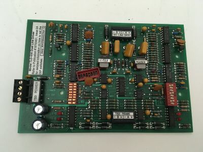 Grinnell Thorn Autocall TLD-530 976167 Fire Alarm TFXnet Line Driver Module