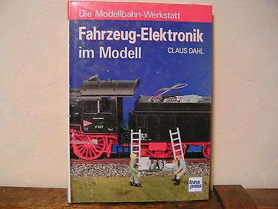 Fahrzeug-Elektronik im Modell von Claus Dahl