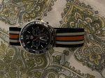 Tag Heuer Formula 1 Quartz Chronograph Blue Men's Watch CAZ1014.FC8196