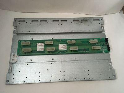 Simplex 566-084 (Rev A) Fire Alarm Power Distribution Board 4100 Control Panel