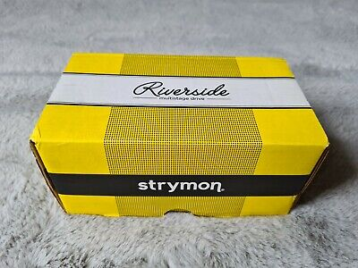 Strymon Riverside Multistage Drive guitar effects pedal