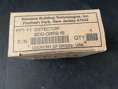 *NIB* *New* Siemens FPT-11 Fire Alarm Heat Detector