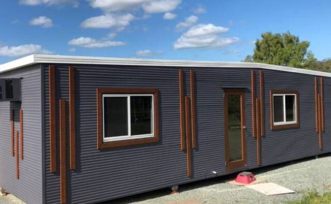 Tiny House Transportable Granny Flat Demountable Cabin