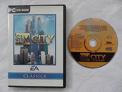 Sim City 3000 für PC