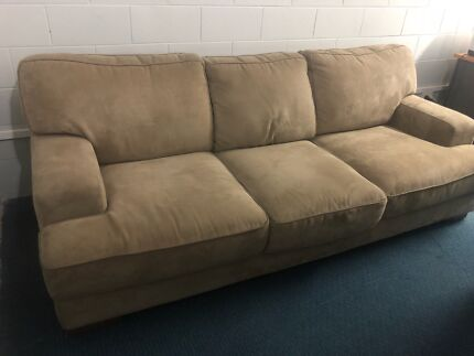 plush sofas geelong sofa set sale magnum modular couch gumtree australia outer 3 seater