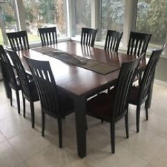 Large Kitchen Table Brizo Faucets Dining 12 Chairs Buy New Used Goods Near You Find And Custom Made