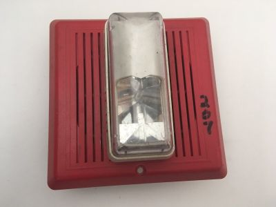 EST Edwards 757H-75PS Integrity Fire Alarm Horn/Strobe