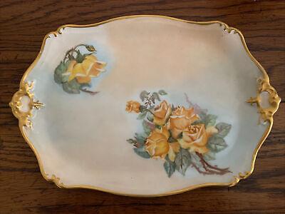 platters trays antique t v limoges