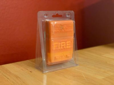 *NIB* *New* EST Edwards G1RF-CVM Fire Alarm Chime Strobe Wall Red