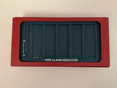 *NEW* Fire-Lite ANN-(R)LED Fire Alarm Indicator Annunciator Control Panel