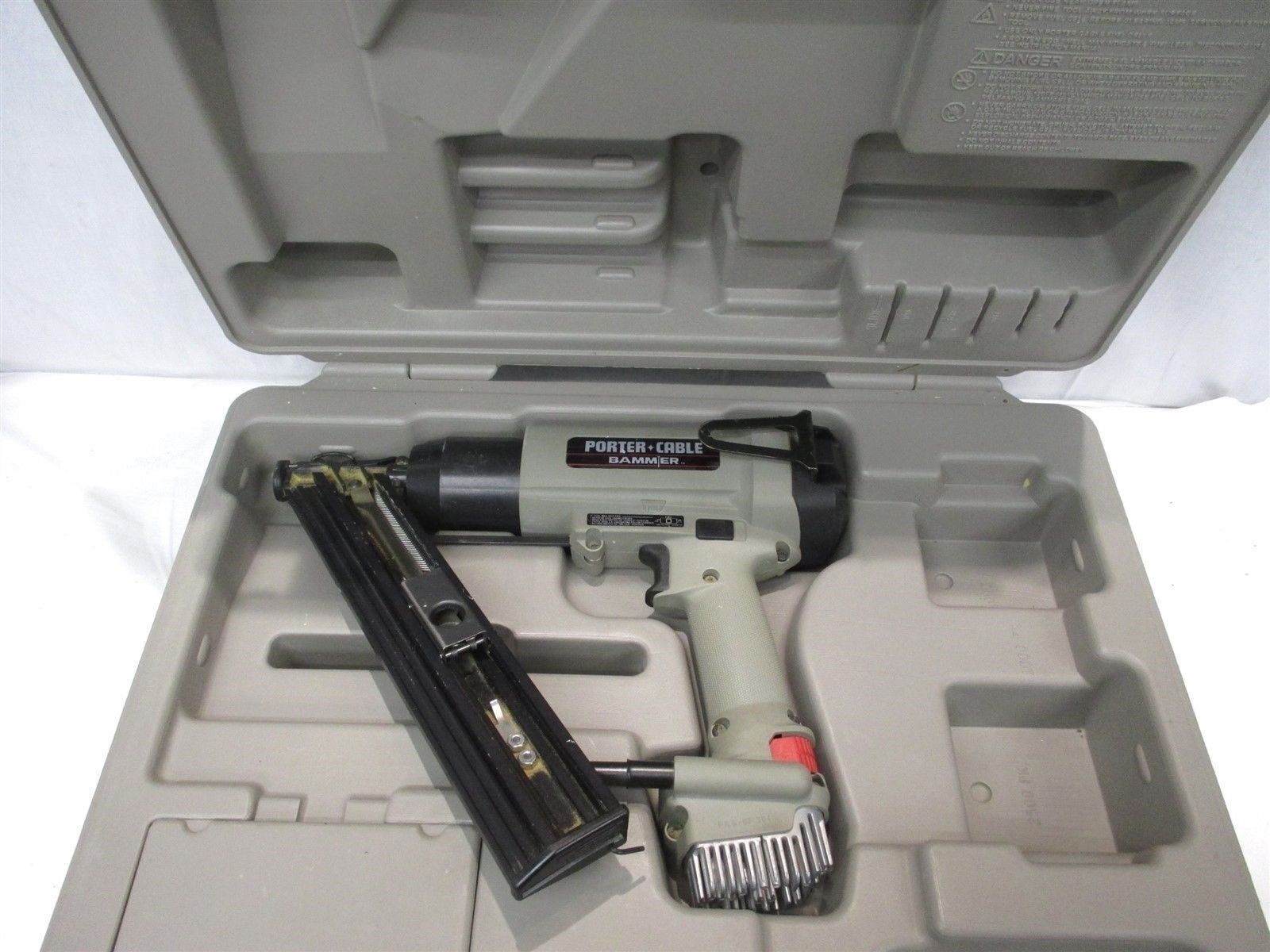 Porter Cable Bammer Cordless Angled Finish Nailer