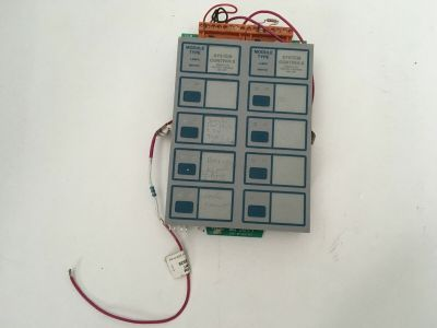 Notifier ICM-4 Fire Alarm Indicating Circuit Board Control Panel