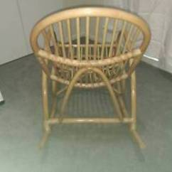Floor Rocking Chair India Party Covers For Sale In Pretoria Cane Vintage East Trading Co Sold 8 47 3 18