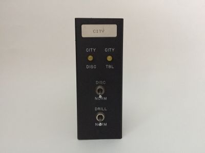 Simplex 556-214 (Rev E) 2001-2044 City Module Card for Simplex 2001 FACP