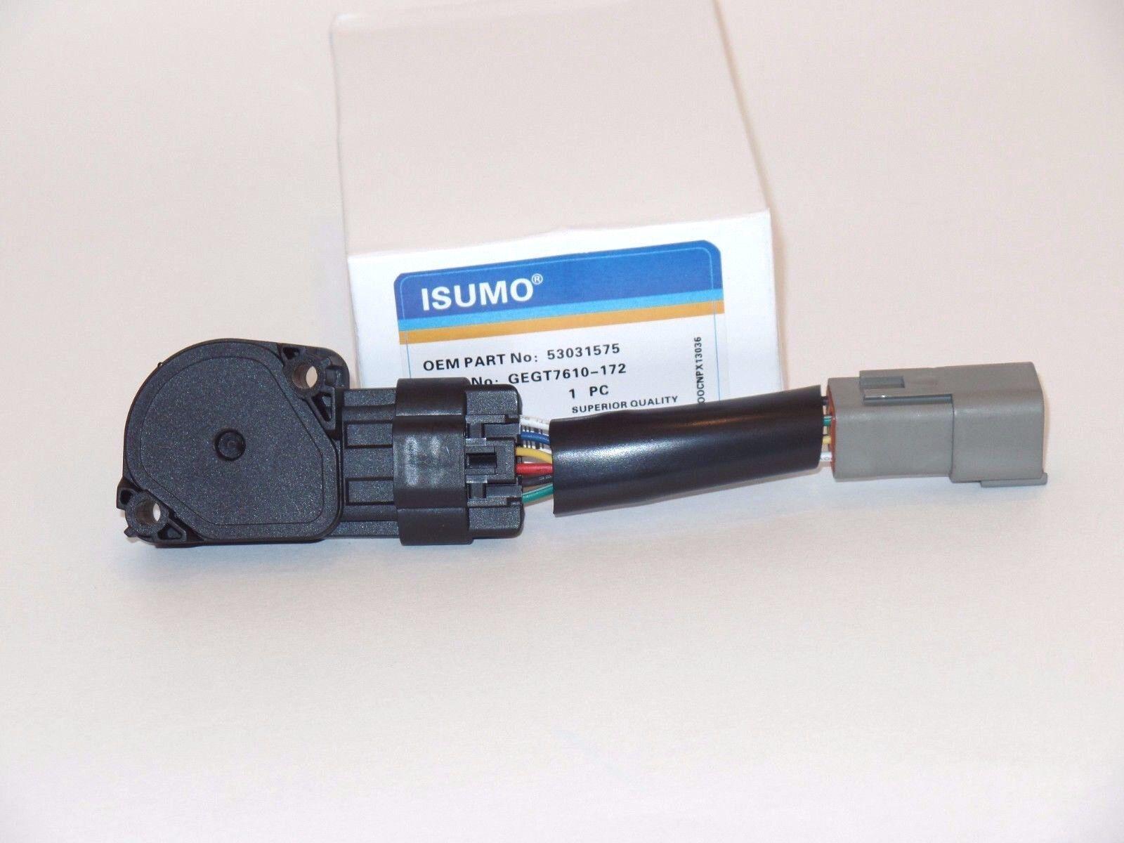 Fig Accelerator Pedal Position App Sensor Electrical Connector