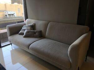 Secondhand Grey Freedom Sofa Very Good