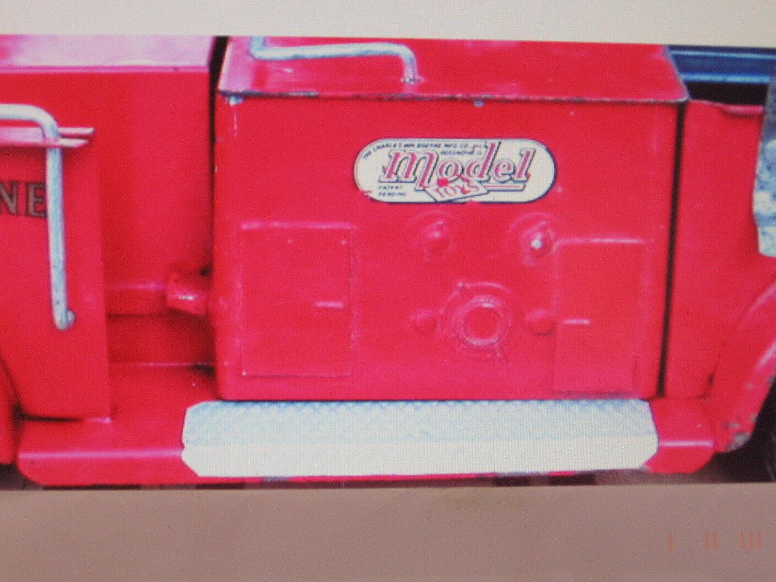 Running Boards For Doepke Fire Truck Pumper Model Toys