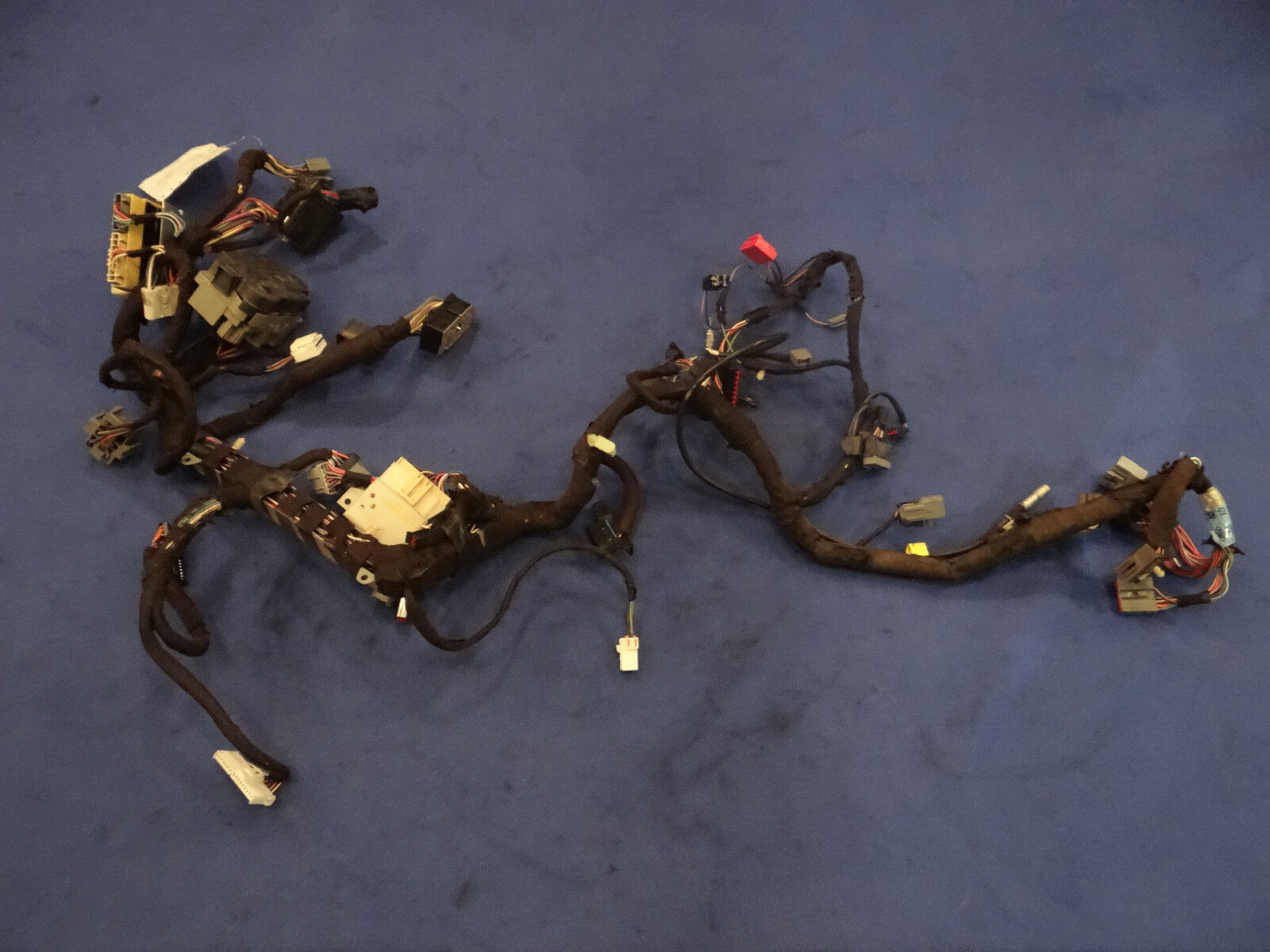 94 95 FORD MUSTANG 5.0 GT 3.8L V6 DASH WIRING HARNESS FUSE