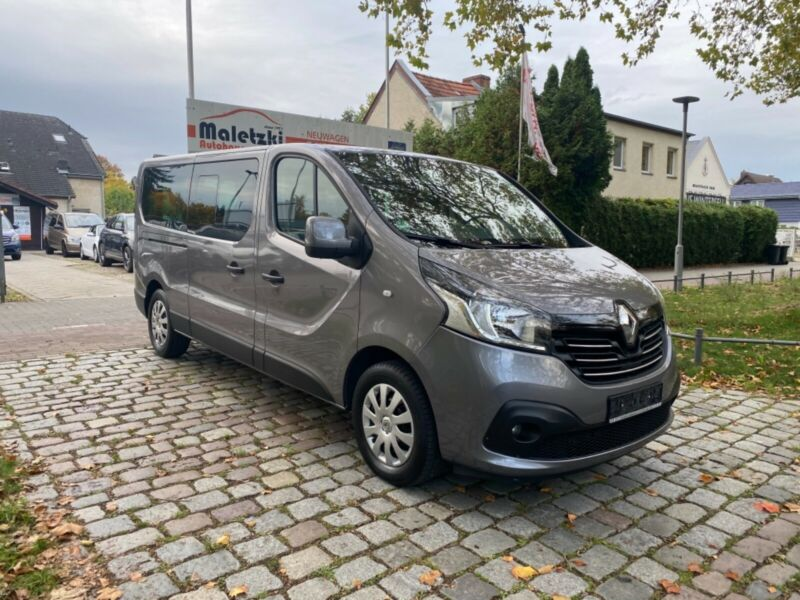 Renault Trafic 1.6 dCi Expression L2H1 2,9t Klima*StHz*
