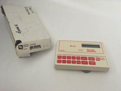 *NIB* *New* Silent Knight 5230 Fire Alarm Annunciator Keypad