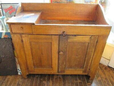 cabinets cupboards antique dry sink