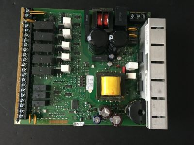 Silent Knight 5499 Fire Alarm Distributed NAC Power Supply Board