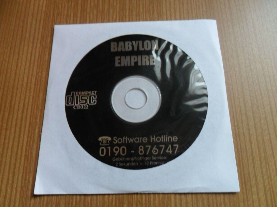 (PC) - BABYLON EMPRIE - ADD-ON für AGE OF EMPIRES