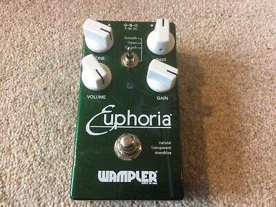 Wampler Euphoria Overdrive Handmade USA