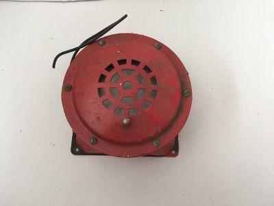 *Vintage* *Rare* IBM Simplex 4032-1 Fire Alarm Remote Horn Red