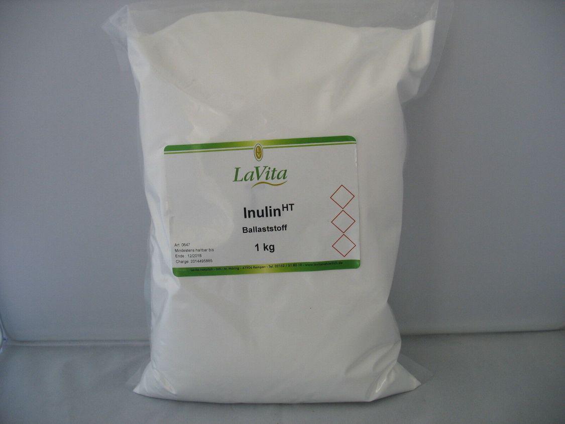 (8,99€/Kg) LaVita Inulin HT Ballaststoff 1000g