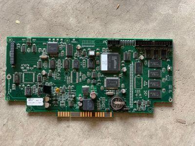 Simplex 566-149 (Rev F) Fire Alarm PCA PCB Master Controller 4100