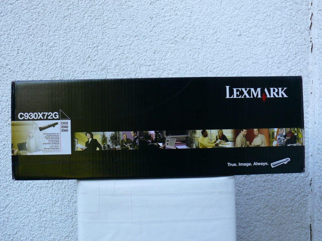 Lexmark Fotoleiter C930X72G für C935,X940,X945