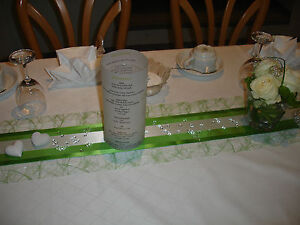 Menkarten Hochzeit Taufe Geburtstag Windlicht