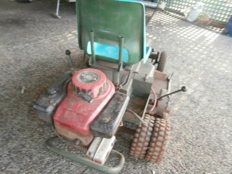 Deutscher Rh 360 Mower Lawn Mowers Gumtree Australia Gold Coast City Benowa 1196963562