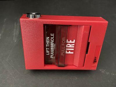 EST Edwards SIGA-278 Fire Alarm Addressable Pull Station