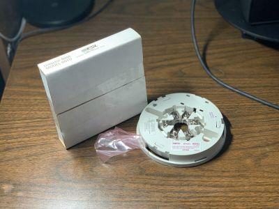 *NIB* *New* ESL 601U Fire Alarm Smoke Detector Base
