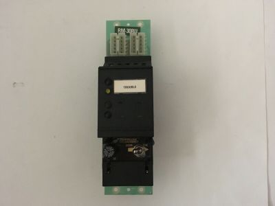 Siemens Cerberus Pyrotronics RM-30BU Fire Alarm System 3 Releasing Card