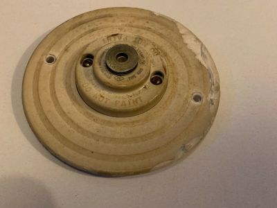 *Vintage* Simplex 4265 Fire Alarm Heat Detector