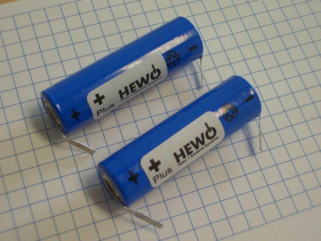Braun syncro activator Rasierer Akku Accu Batterie Battery Ersatzakku 2,4V NiMH