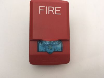 *NIB* *New* Wheelock LSTR Fire Alarm LED Remote Strobe Wall Red