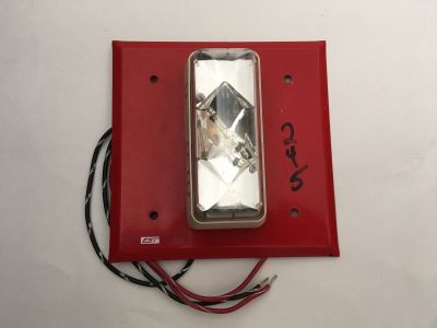 EST Edwards 405-7A-R Integrity Fire Alarm Remote Strobe