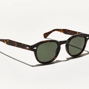 MOSCOT Lemtosh Sunglasses. Tortoise. Size 46-24-145. New. Warranty. Unisex. G15
